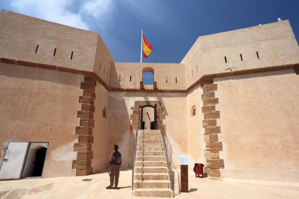 Murcia, Spain: Top 14 awesome things to do - Castillo de san Juan de las Águilas