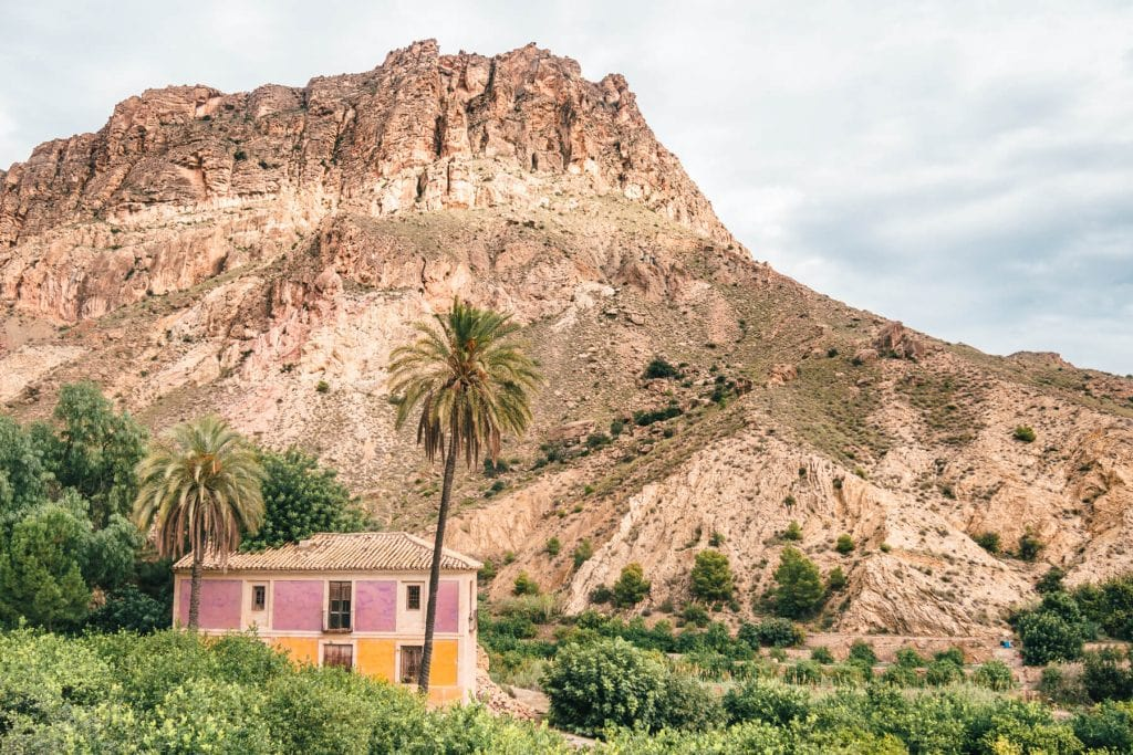 Murcia, Spain: Top 14 awesome things to do - The stunning Ricote Valley