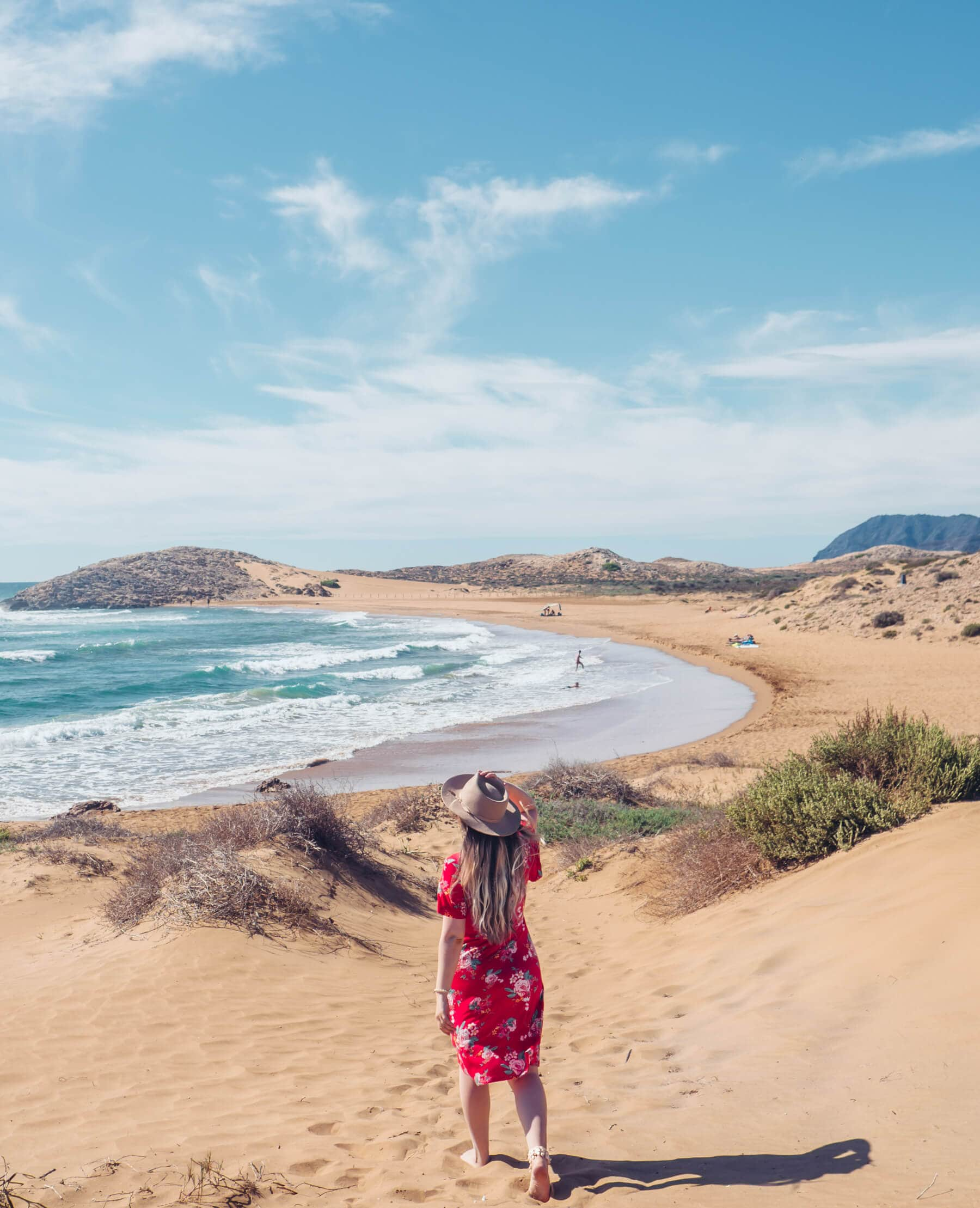 Murcia, Spain: Top 14 awesome things to do - Playa de Calblanque