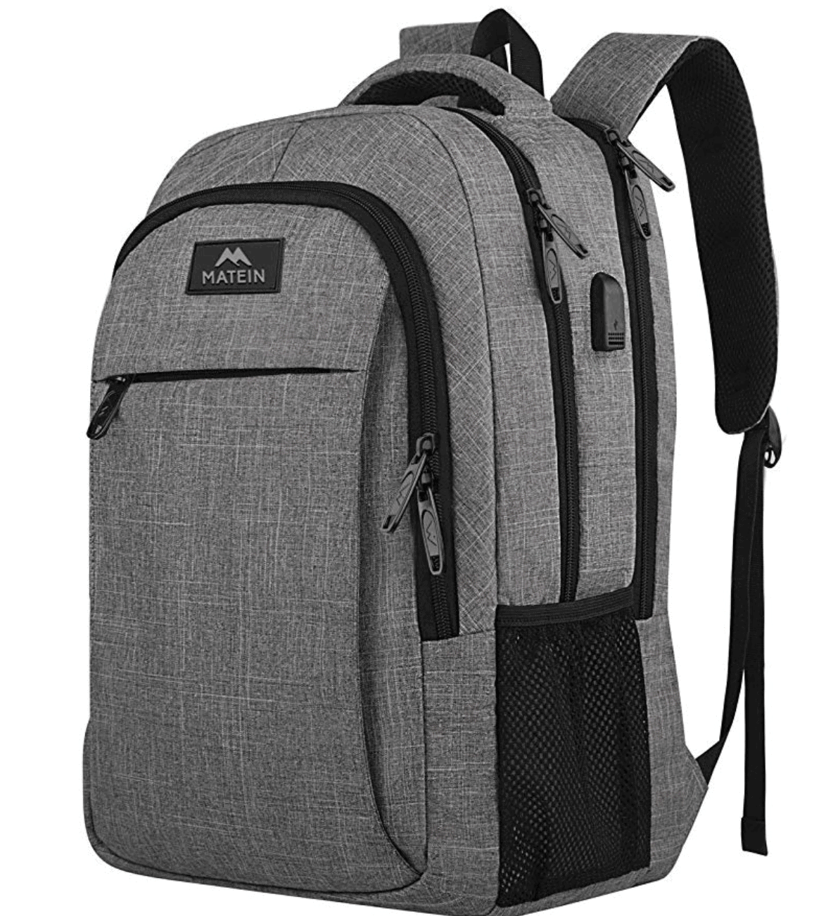 Anti-theft laptop backpack for men and women unisex - Best useful travel gift idea under $50
