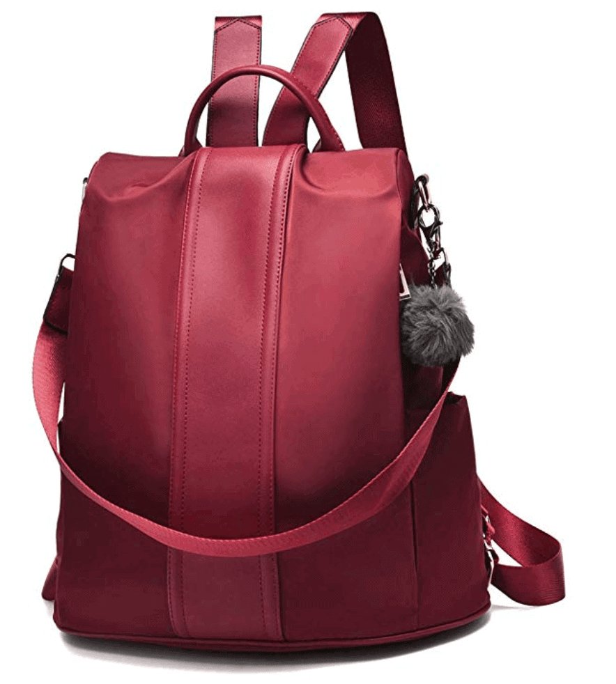 Stylish women's anti-theft backpack - Best useful travel gift idea under $50