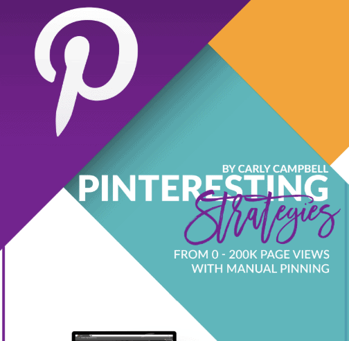 Pinteresting Strategies the best Pinterest course for the travel bloggers