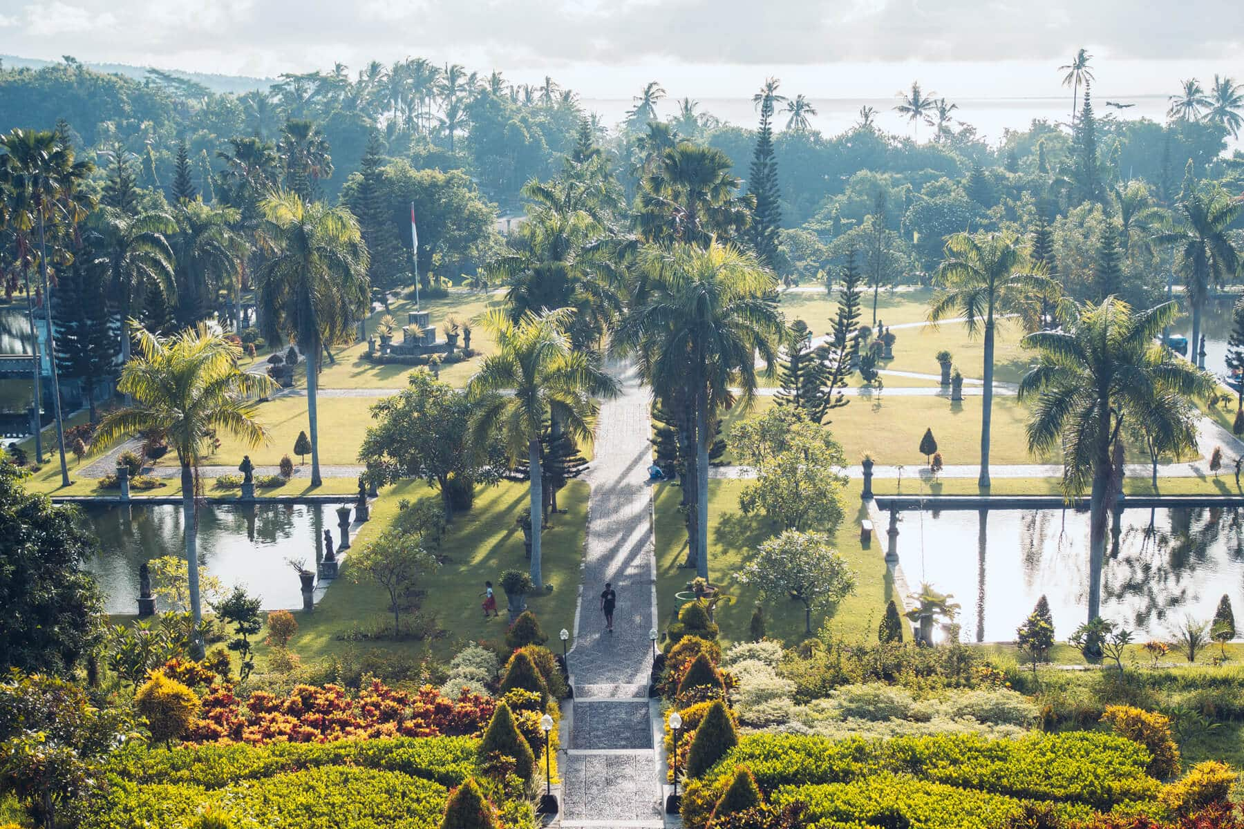 Taman Ujung Water Palace - One of my favorite places in East Bali