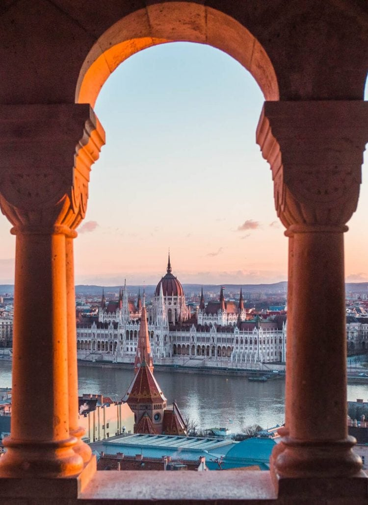 Discover 23 of the best Instagram spots in Budapest!