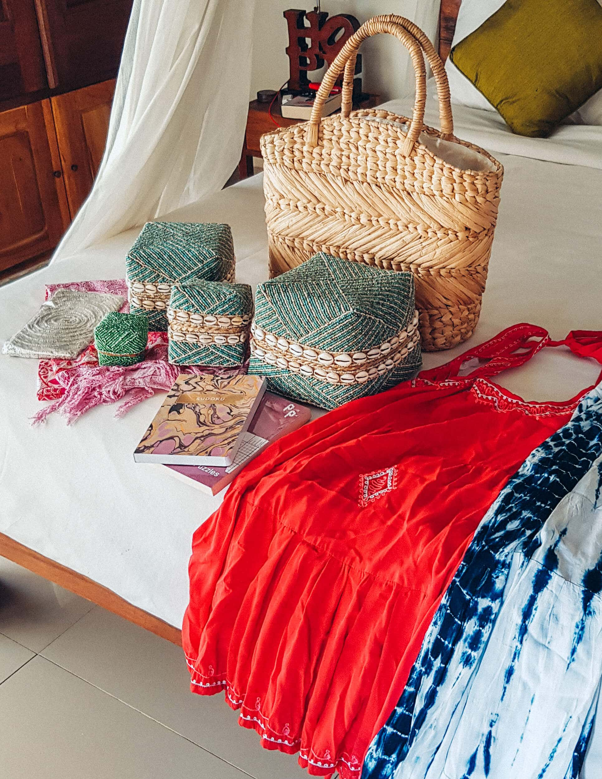 Shopping in Bali. How much does it cost? - Bali budget breakdown