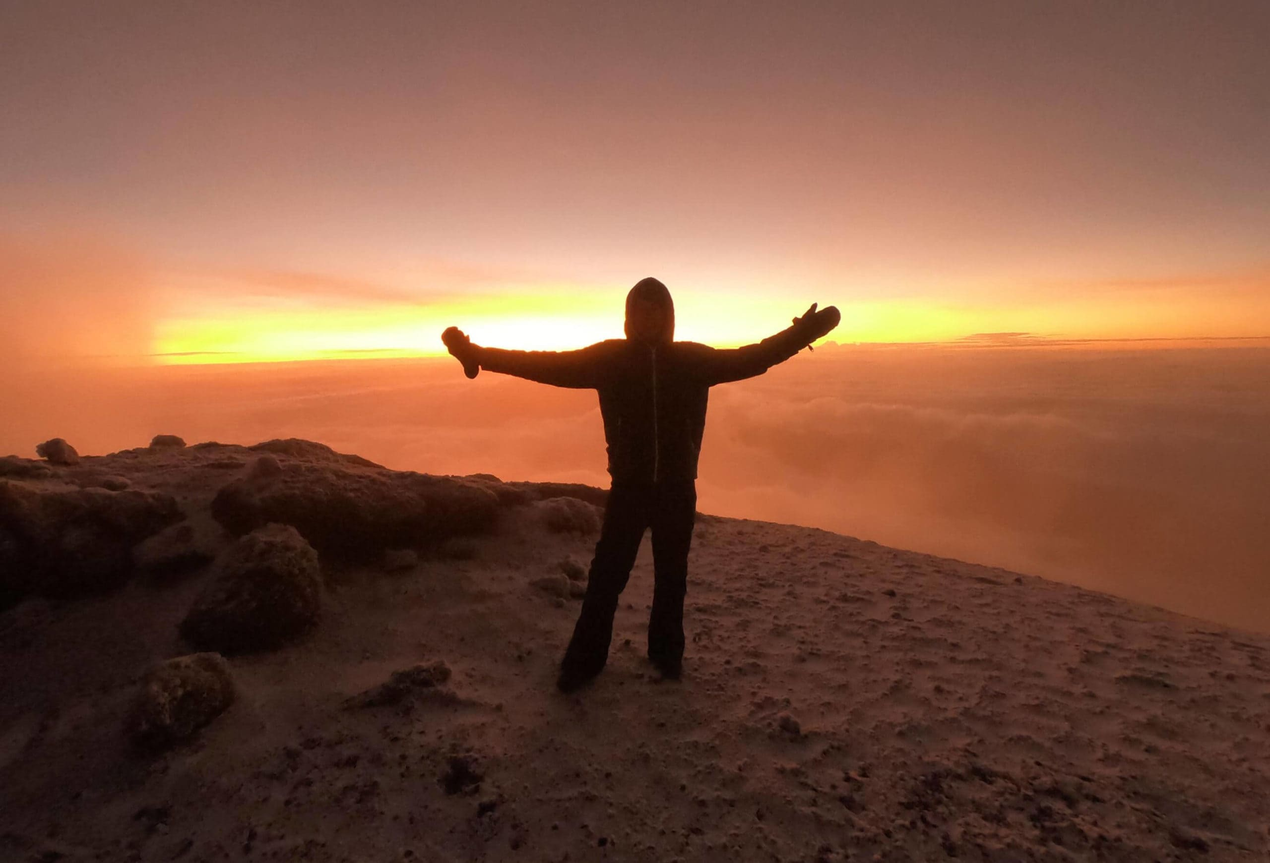 Discover 20 of the world's most unforgettable travel experiences - Climbing Mount Kilimanjaro