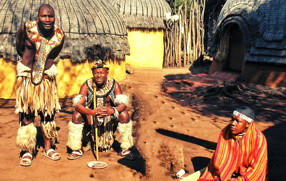 Travel bloggers reveal their most unforgettable travel experiences - Visiting a Zulu village in South Africa