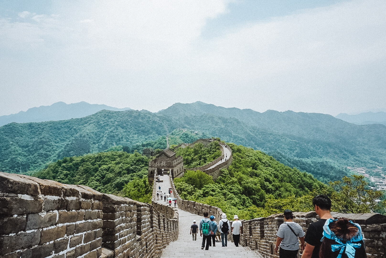 Travel bloggers reveal their most unforgettable travel experiences - The Great Wall of China
