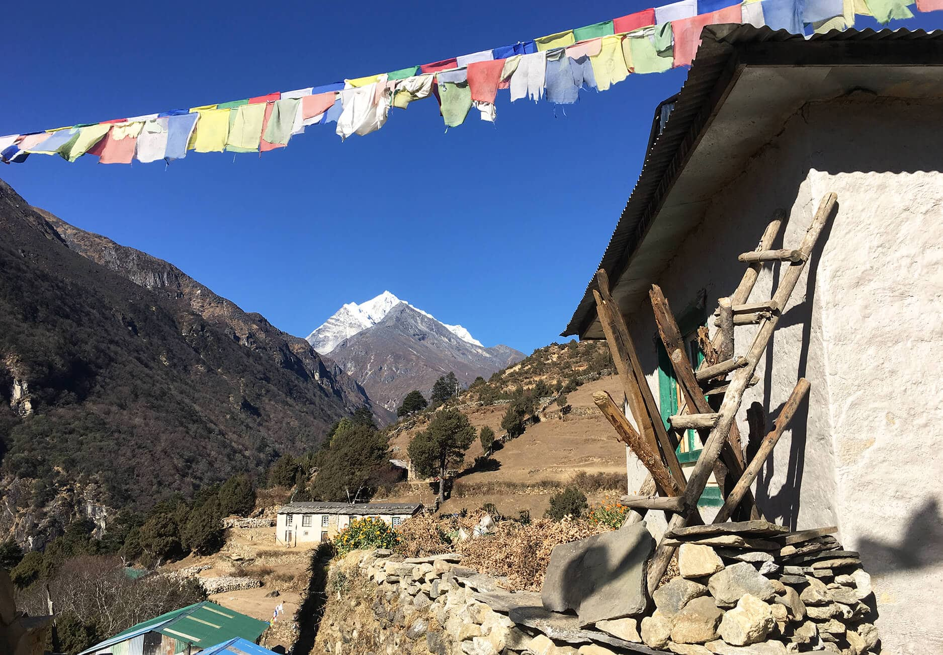 Travel bloggers reveal their most unforgettable travel experiences - Trekking to Everest Base Camp