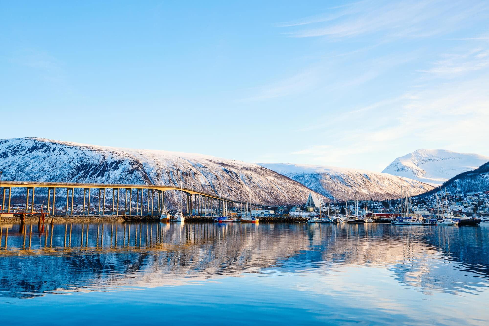 Top places to see and things to do in Norway - Winter in Tromsø #bucketlist #travelinspo #norway #tromsø #northernnorway