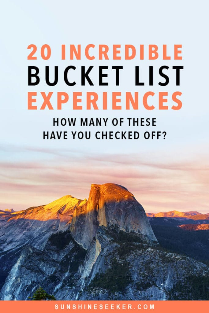 20 Travel bloggers reveal their most unforgettable travel experiences in the world. From exploring lesser-known national parks to swimming in the wadis of Oman and hot air ballooning in Cappadocia. Click through for 20 awesome bucket list ideas #travelinspo #oman #bali #bucketlist #cappadocia
