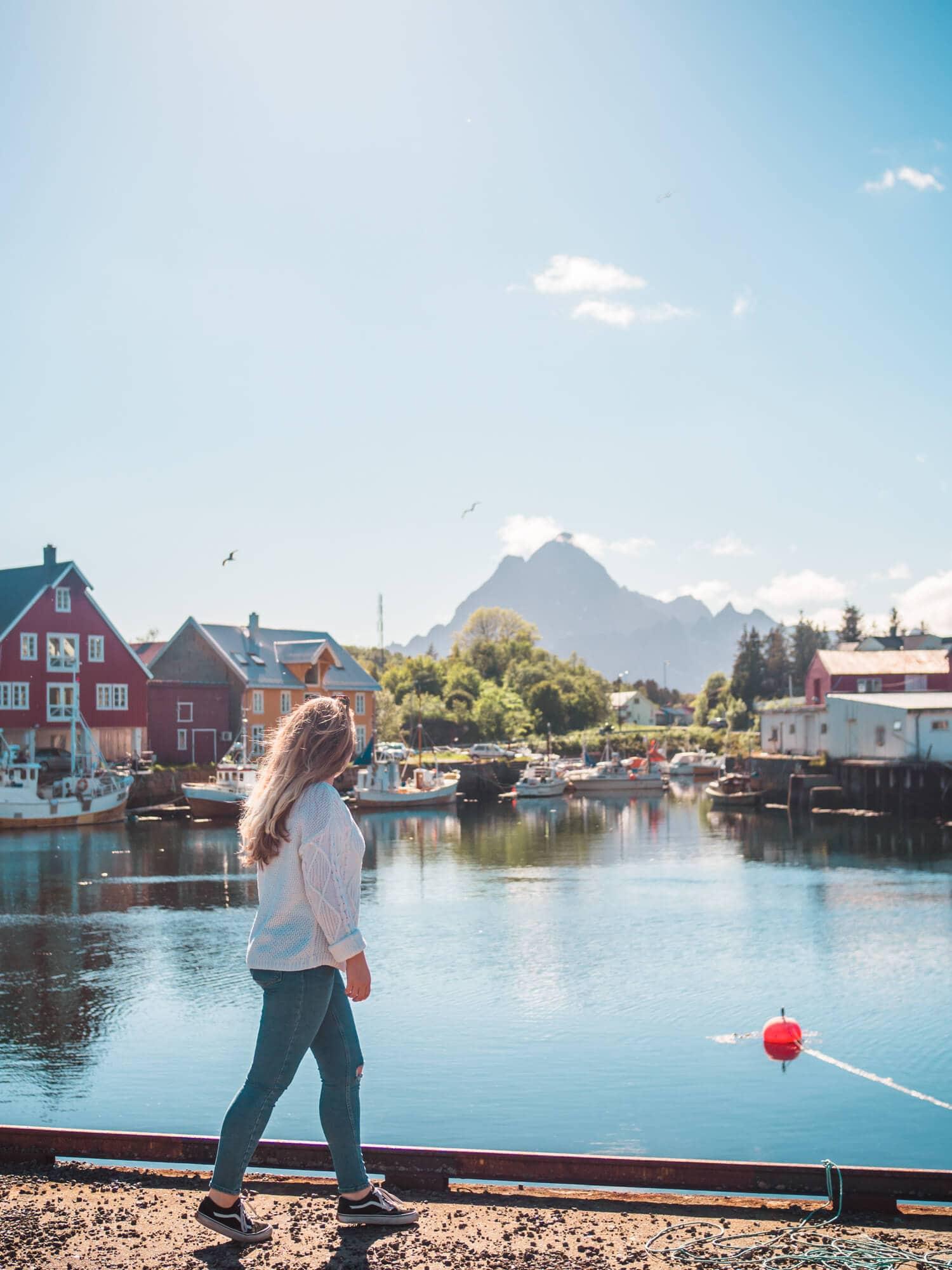 Norway Budget Breakdown - Lofoten