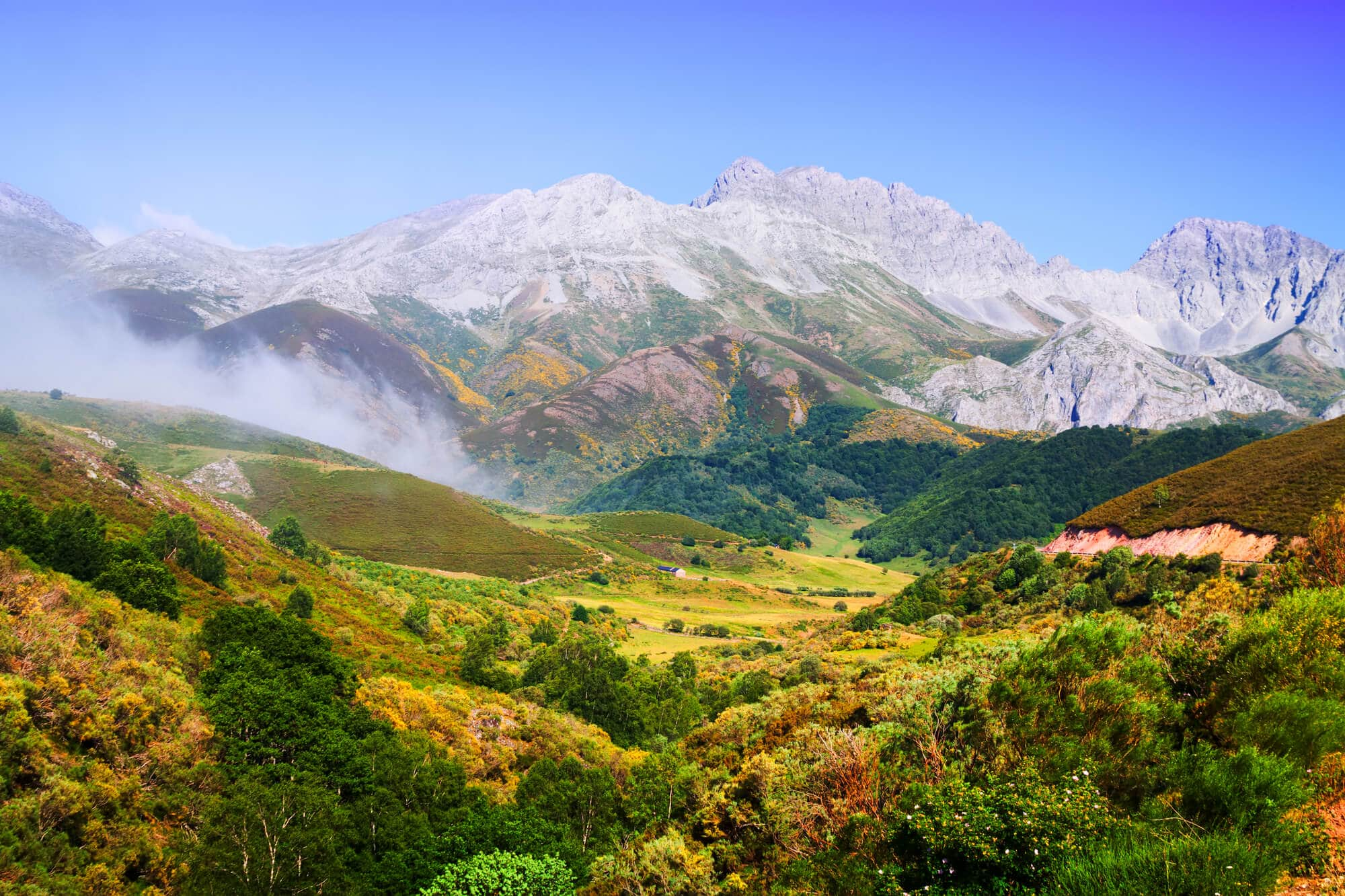 Babia - One of the most beautiful natural parks and a hidden gem in Spain