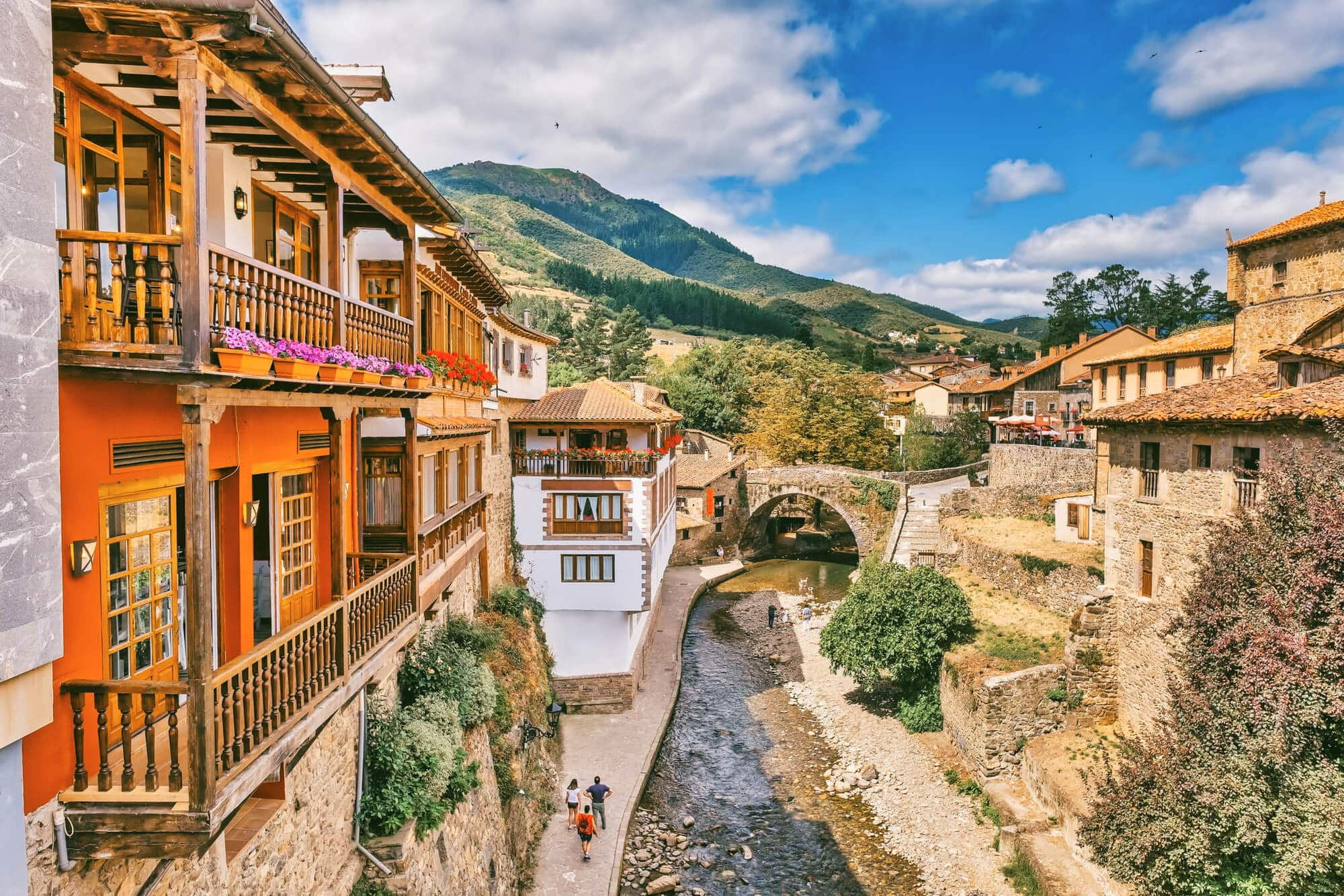 Potes - One of the most charming villages and a hidden gem in Spain