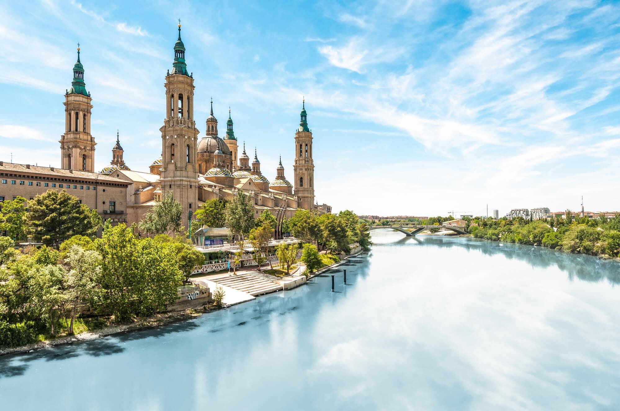 Basílica de Nuestra Señora del Pilar in Zaragoza - The Ultimate Spain Bucket List