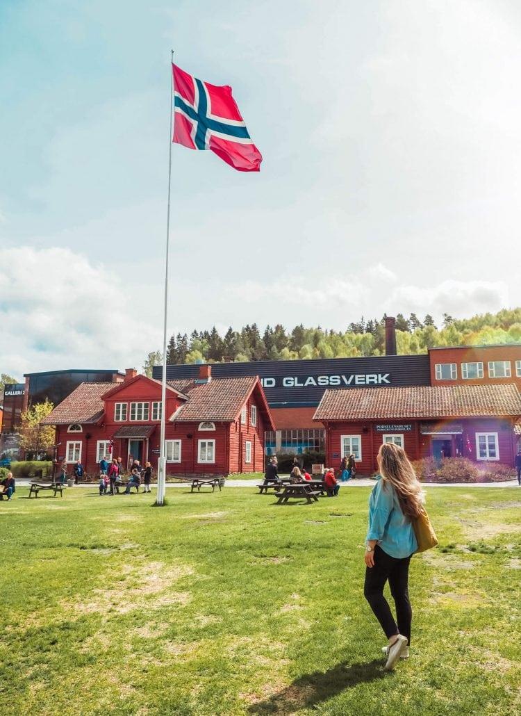 Hadeland Glassverk: History & Design just one hour from Oslo
