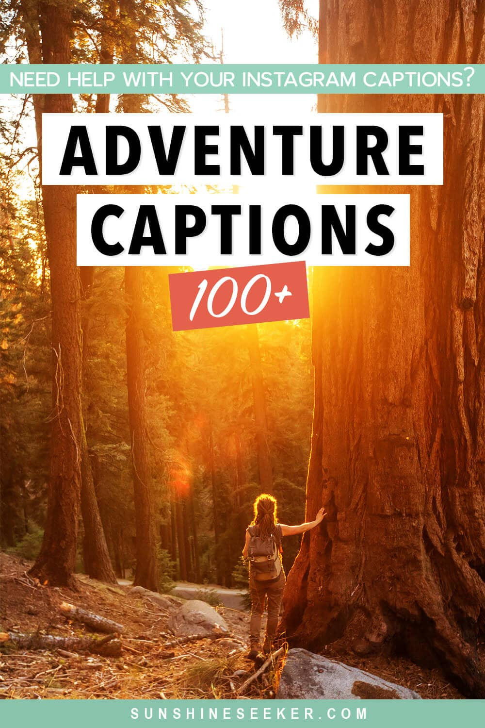 Adventure captions for Instagram - Including couples adventure Instagram captions, travel captions, funny adventure captions and adventure quotes by famous people. Get your travel captions for social media here!