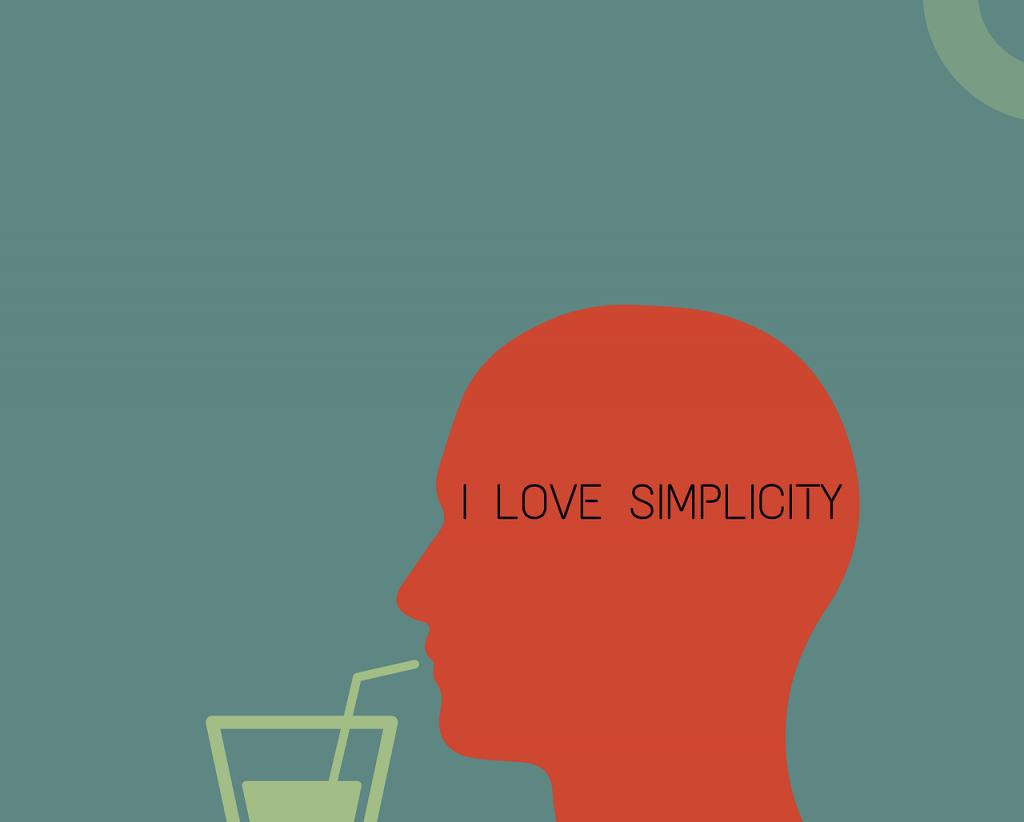 simpelt design