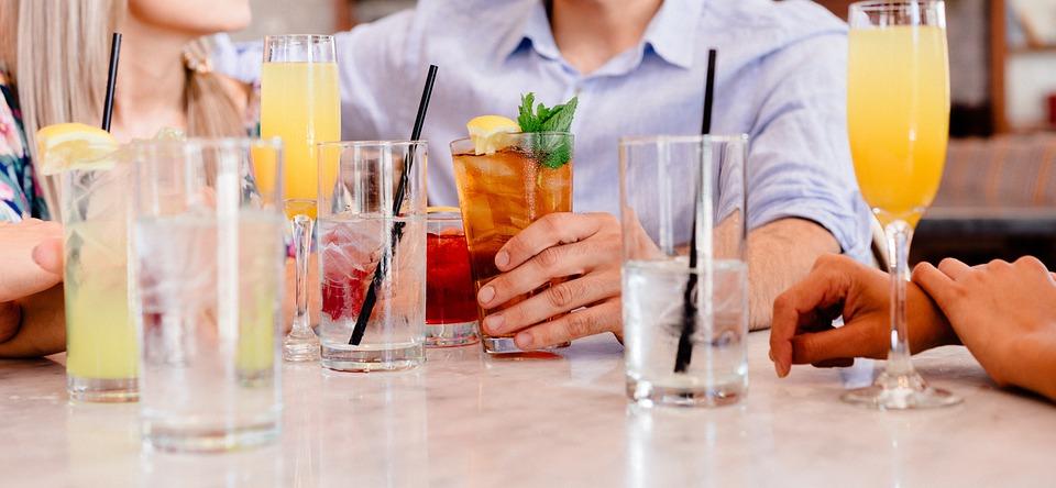 Festlige cocktails