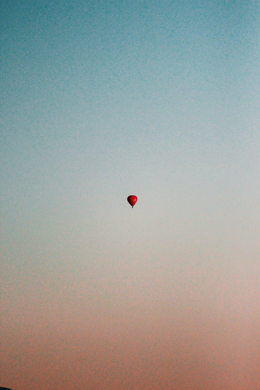 Ballon i himlen