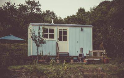 Småt men godt: Lev minimalistisk i et minihus