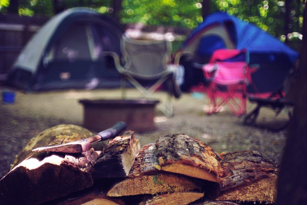 Pak campingstolen og kom afsted