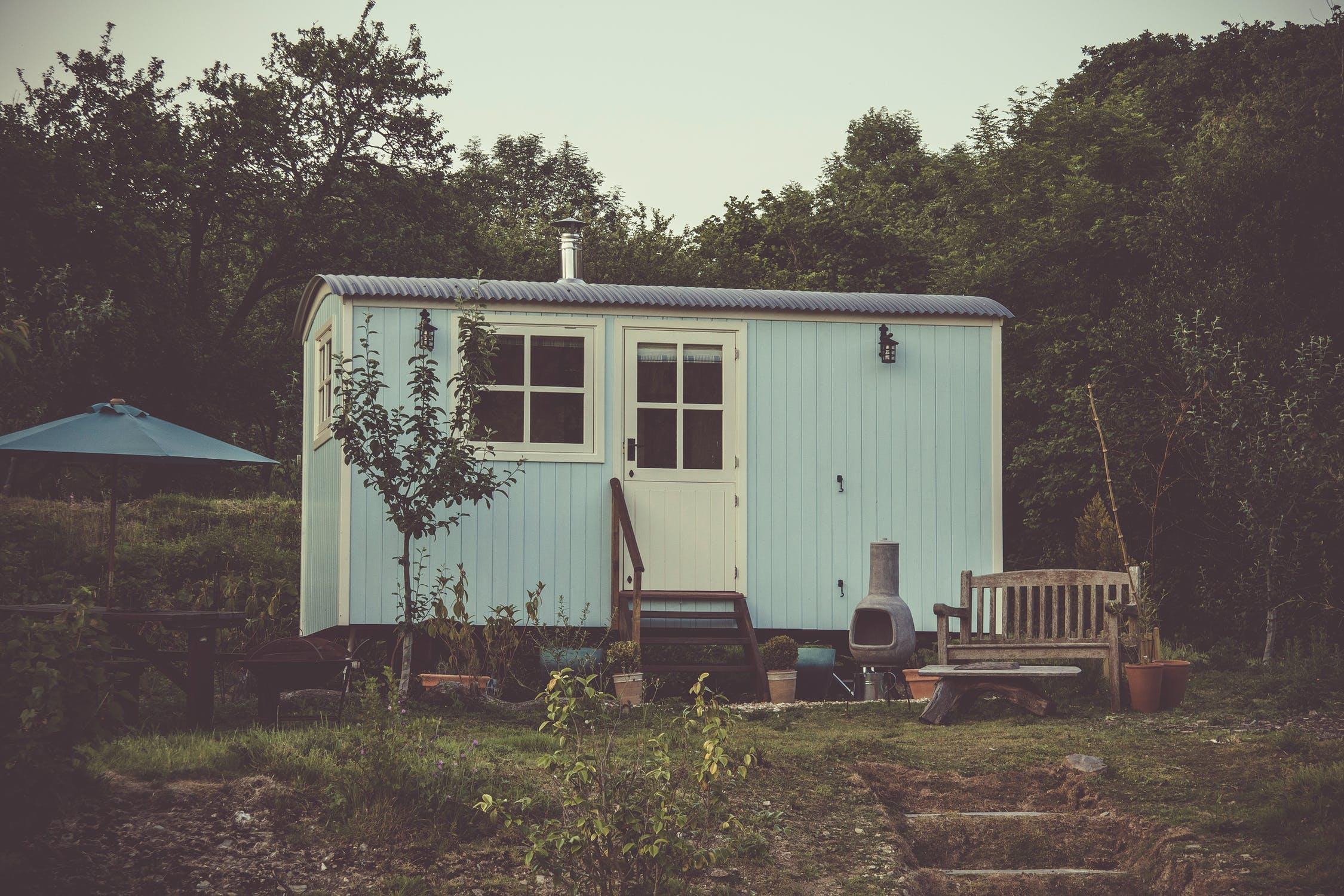 Hold sommerferie i Danmarks mindste sommerhuse