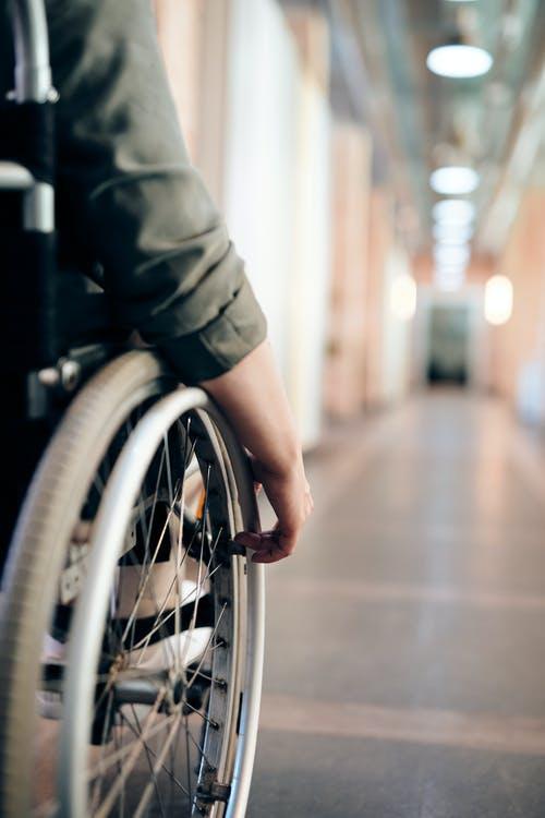 Et handicap kan føles begrænsende