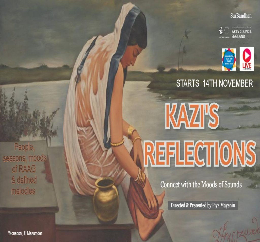 Kazi's Reflections Poster