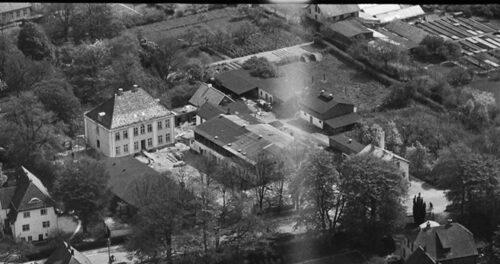 Palæet efter salget i 1948