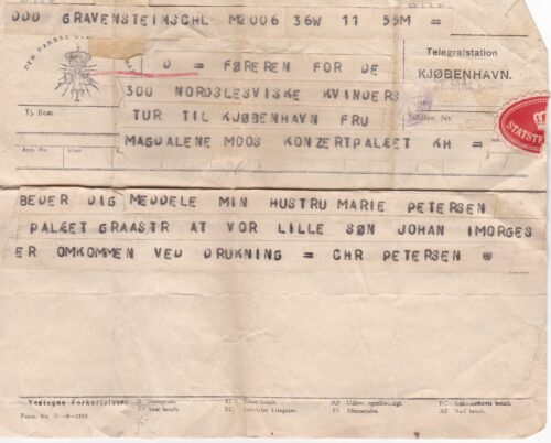Lille Johan maj 1920