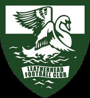 Leatherhead Football Club logo