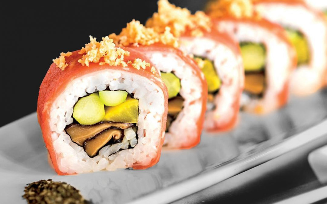 How to: Selecting the perfect sushi