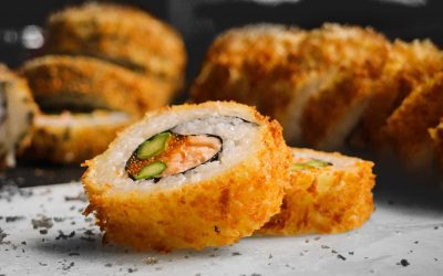 The new Sushi Roll
