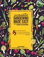 Great reviews received about the book Sustainable Gardening Made Easy