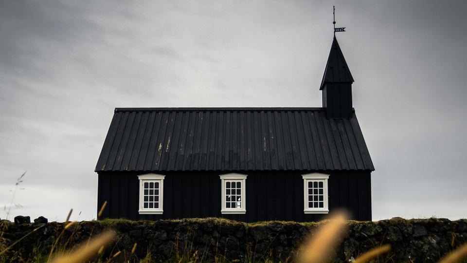 Kirke-bygning