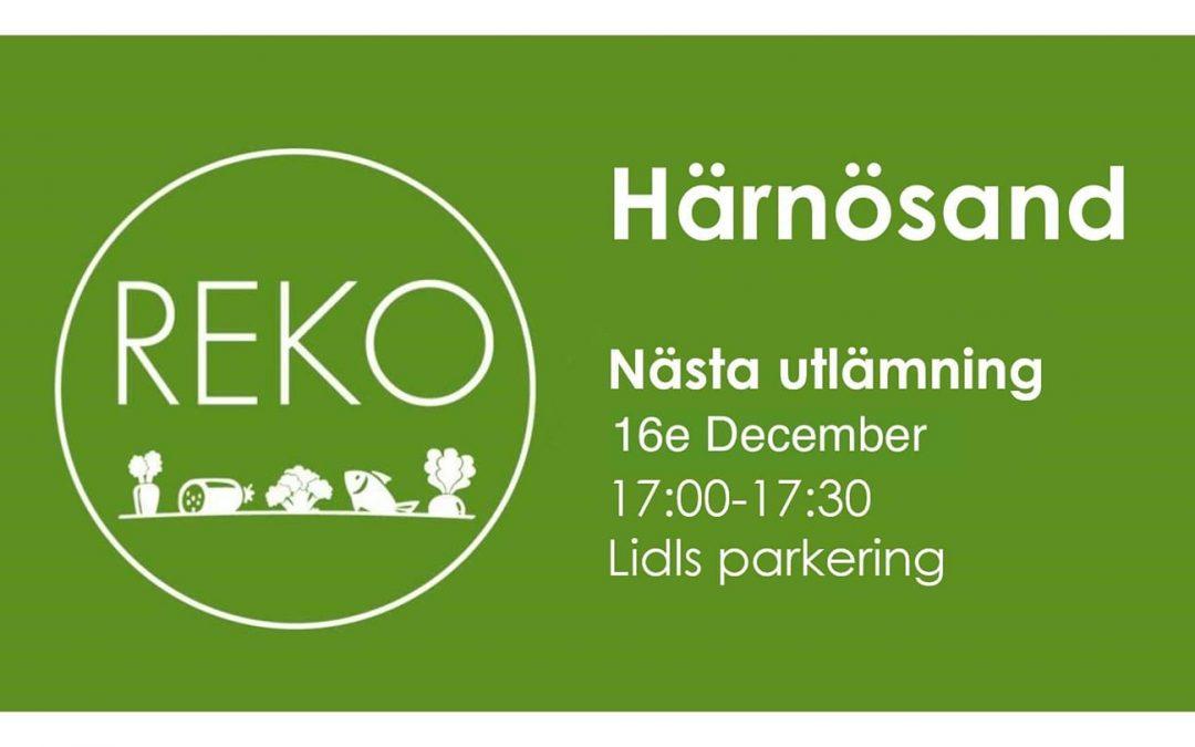 REKO Jul-special Härnösand