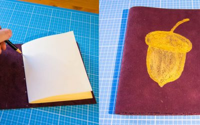 How to bind a book