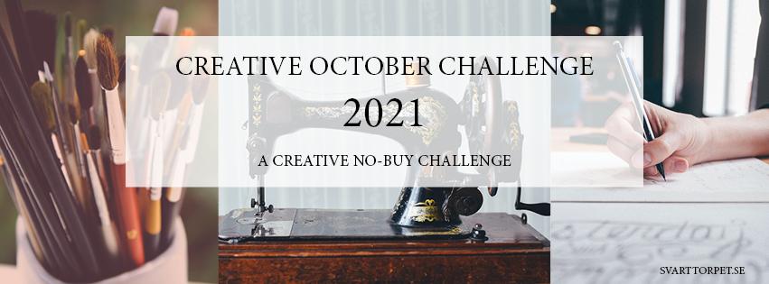 Creative October Challenge 2021