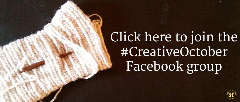 Creative October Challenge Facebook Group