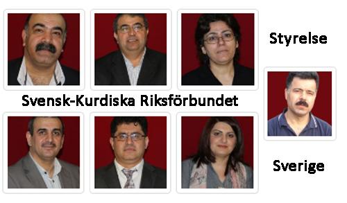 kurdiska riksförbundet i sverige