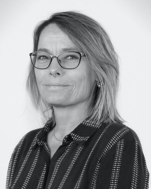 Sognepræst Mette Jørgensen