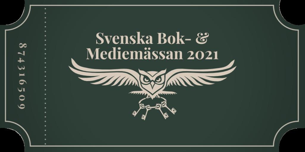 Svenska Bok- & Mediemässan 2021