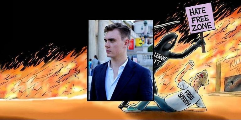 Christian Peterson Attack Exklusiv Intervju