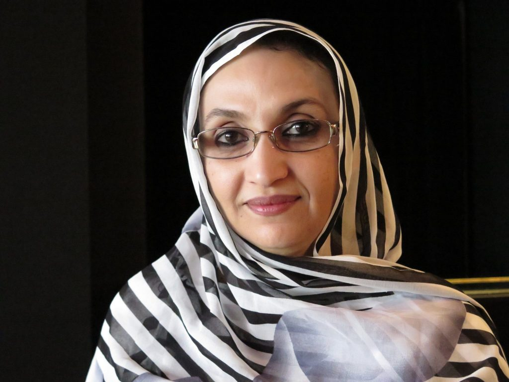 Aminatou Haidar får årets Right Livelihood Award