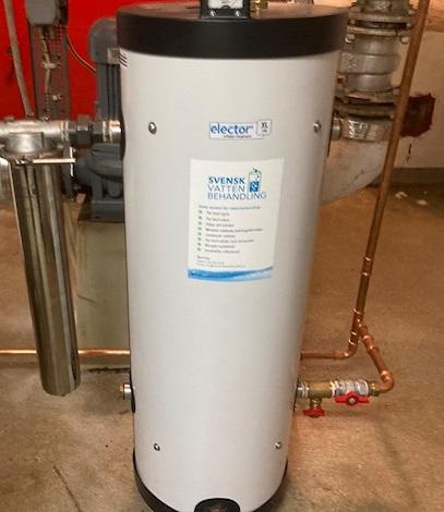 Elector - Vattenbehandling