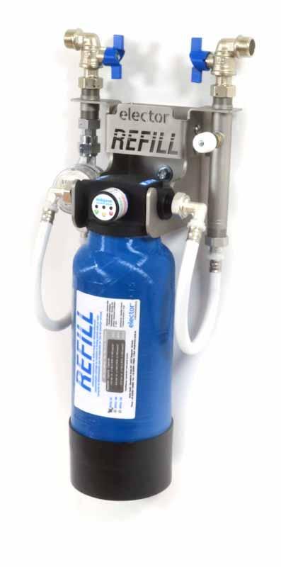 Demineralisering - Filter