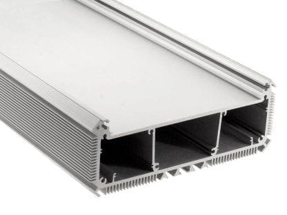 Profilé en aluminium LED SVETOCH nouveau pour l'utilisation de modules LED haute performance
