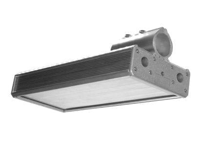 Profil aluminiowy LED SVETOCH NEW do świateł LED z mocowaniem rury SVETOCH