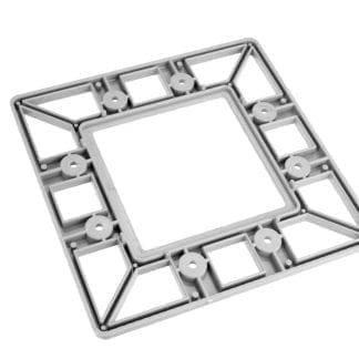 PROFI profil végsapka alumínium Nagyteljesítményű hűtő testnek SVETOCH PROFI